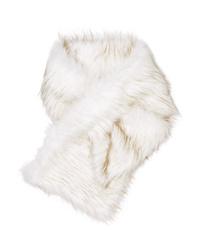 A PERDIFIATO Arabella Faux Fur Wrap