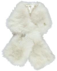 Boohoo Eliza Oversize Long Faux Fur Scarf
