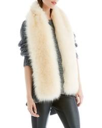 Faux fur stole medium 1037132