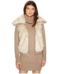 Hettie faux fur vest clothing medium 5211852