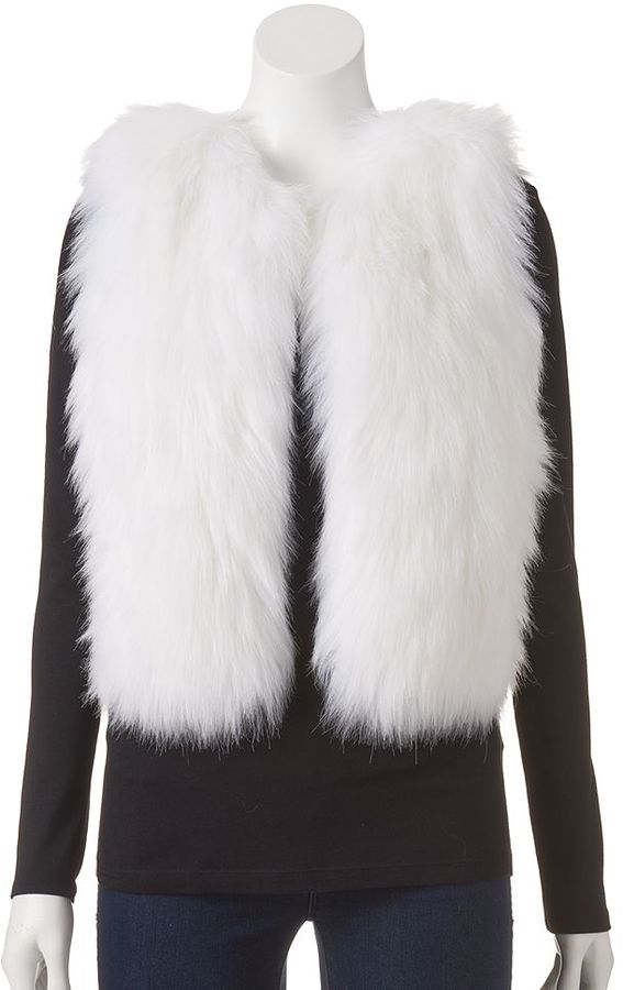 Find great deals on eBay for fur vest. Shop with confidence. Skip to main content. eBay: Made In America Womens Gray Rabbit Fur Open Front Vest S BHFO See more like this. SPONSORED. Mossimo Supply Co womens size m brown faux fur vest. Buy 1, get 1 10% off.