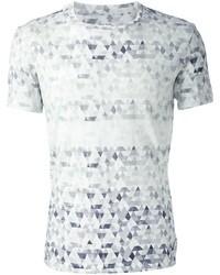 Paul Smith Diamond Print T Shirt