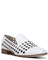 Diane von Furstenberg Linz Perforated Loafer