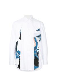Marni Twisted Print Shirt