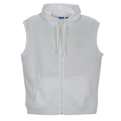 d35bc10daf7d7 adidas Originals Sleeveless Hoodie Track Jacket Whitewhite Vapour ...