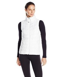 Betsey Johnson Solid Puffer Vest
