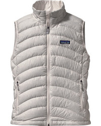 Patagonia Down Sweater Vest 84627 Birch White Sweater Vests