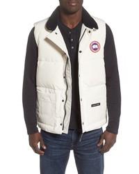 Canada Goose Freestyle Regular Fit Down Vest