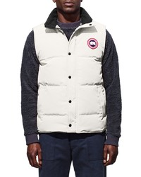 Canada Goose Garson Regular Fit Quilted Down Vest