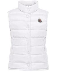 Moncler Liane Down Lightweight Down Puffer Vest Size 8 14