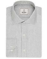 Todd Snyder Gingham Check Regular Fit Dress Shirt