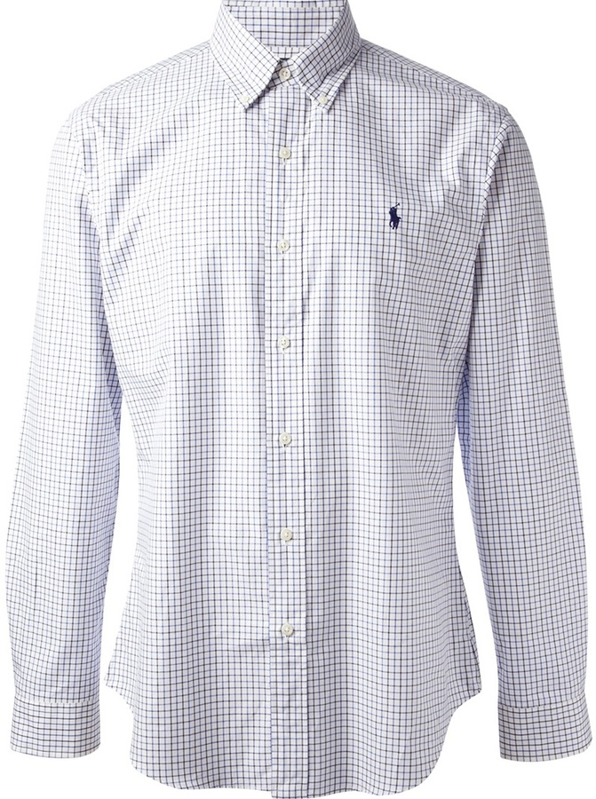 Polo Ralph Lauren Check Shirt | Where to buy & how to wear