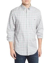 Vineyard Vines Pondview Regular Fit Check Sport Shirt