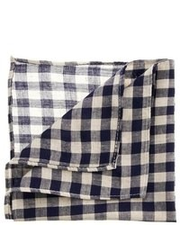 Asos Pocket Square In Gingham