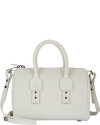 White Handbag