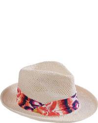 San Diego Hat Company Girls Fedora Pbk3202 White Hats