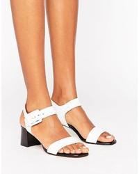 Jetty croc block heeled sandals medium 3707674