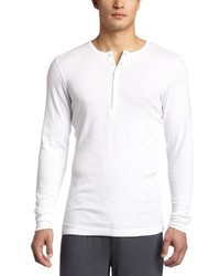 2xist 2ist Essentials Long Sleeve Henley Top