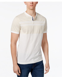 Tommy Hilfiger Carter Colorblocked Striped Henley