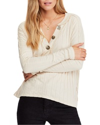 Free People In The Mix Knit Top