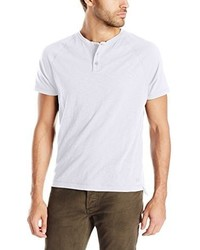Kenneth Cole New York Dressy Slub Henley Shirt
