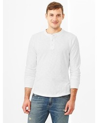 Gap Lived In Solid Henley