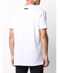 Philipp Plein Logo Plaque Short Sleeved T Shirt