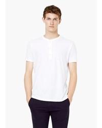 Mango Man Henley T Shirt