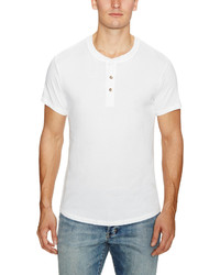 Alternative Apparel Organic Pima Henley T Shirt
