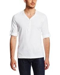 Calvin Klein Roll Sleeve Henley Shirt