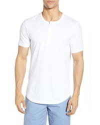 Goodlife Slub Scallop Henley