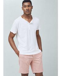 Mango Outlet Soft Egyptian Cotton T Shirt