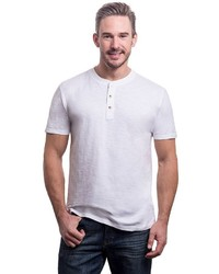 Lee The Weekender Classic Fit Textured Henley
