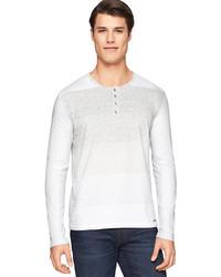 Calvin Klein Jeans Colorblock Striped Henley