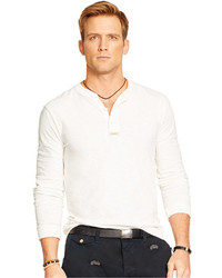 Polo Ralph Lauren Textured Henley Shirt