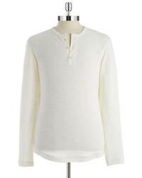 Lucky Brand Thermal Henley Shirt
