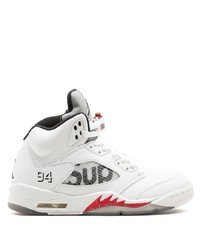 Jordan Air 5 Retro Supreme Sneakers