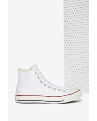 Converse All Star High Top Sneaker White Leather
