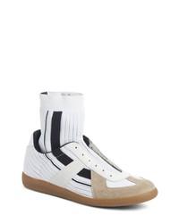 MM6 MAISON MARGIELA Maison Margiela Replica High Top Sneaker
