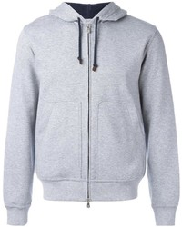 Brunello Cucinelli Zip Up Hoodie