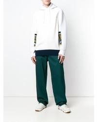 Sacai Hooded Sweatshirt