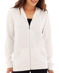 jcpenney Made For Life French Terry Hoodie