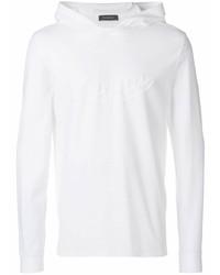 Ermenegildo Zegna Logo Print T Shirt