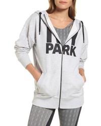 Logo zip hoodie medium 5169943
