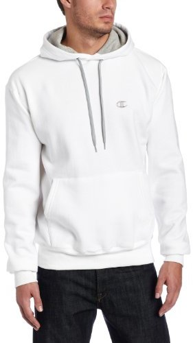 Champion Pullover Eco Fleece Hoodie | Where to buy & how to wear