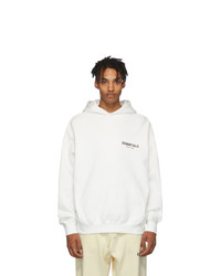 Essentials White Shaniqwa Jarvis Photo Series Hoodie