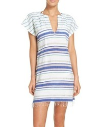 Lemlem Stripe Cover Up Tunic