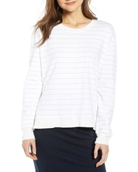 FRANK & EILEEN TEE LAB Graceful Lightweight Sweatshirt