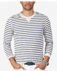 Nautica Slim Fit Striped Sweater