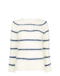 Officine Generale Striped Sweater
